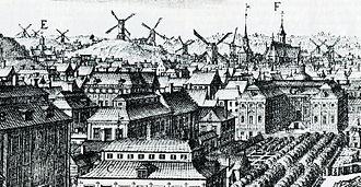 1699 in Sweden - Suecia 1-033 ; Olofs kapell Johannes kyrka 1700