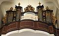 Sulzbach-Rosenberg St Marien Gehäuse Hößler 1701.JPG