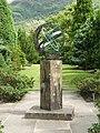 Sundial in the Formal Gardens - geograph.org.uk - 924246.jpg