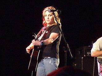 Sunny Sweeney - Sunny Sweeney performing.