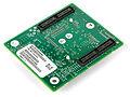 Supermicro AOC-IBH-001 DDR InfiniBand mezzanine card (bottom).jpg