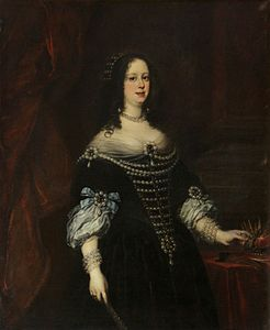 Sustermans, Justus - Official portrait of Vittoria della Rovere as Grand Duchess of Tuscany.jpg