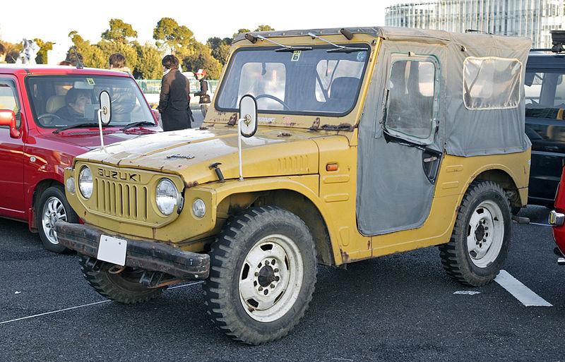 初代第2期、LJ20-1 幌モデル