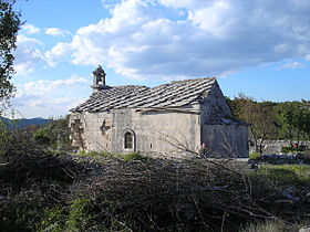 L'église Saint-Pierre-et-Saint-Paul de Zaplanik