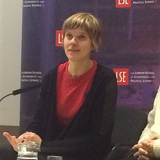 Sylvie Tissot - Sylvie Tissot speaks at LSE, 2016