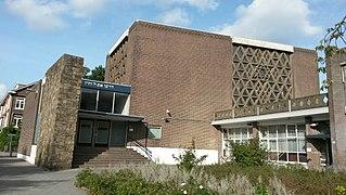 Synagogue ABN Davidsplein Rotterdam