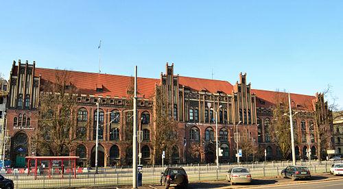 Urząd Pocztowy nr 1 w Szczecinie