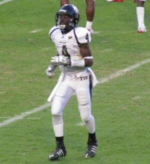 T. Y. Hilton - Hilton at the 2008 Shula Bowl.