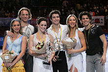 TEB2009 Ice Dancing Podium.jpg