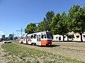 TLT tram line 1 at Põhja puiestee.jpg