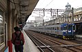TRA EMU545 at Hsinchu Station 20130129.jpg