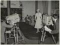 TV opnames van een modeshow in hotel Bouwes. NL-HlmNHA 54010298.JPG