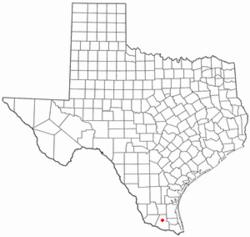 Salome Texas Map