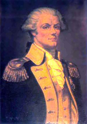 Polish American Museum - Portrait of Tadeusz Kościuszko (1746–1817) at the Polish American Museum