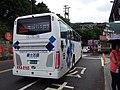 Taipei Bus KKA-8165 at Jiufen Old Street bus shelter 20190812b.jpg