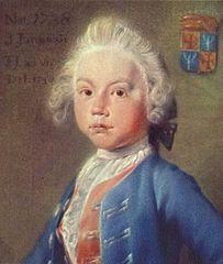 Portrait of Hendrik Fabricius (1738-1808)