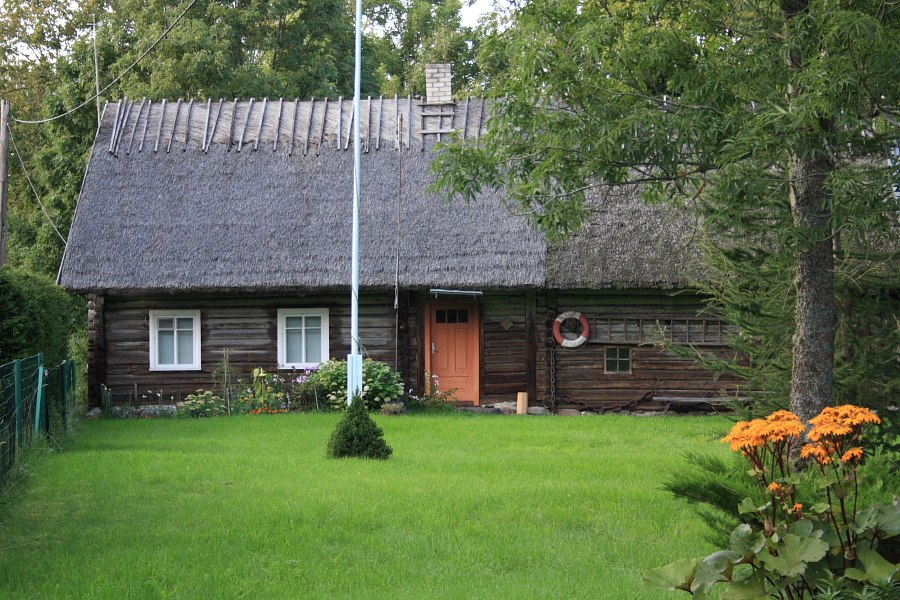 Talo Tammelan kylässä
