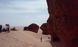 Algerian Desert - Tamanrasset