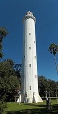 Tampa FL Sulphur Springs Tower tall pano02