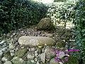 Tampak depan Sela Kakung (Watu Gathel), Baturraden, Banyumas, Jawa Tengah.jpg
