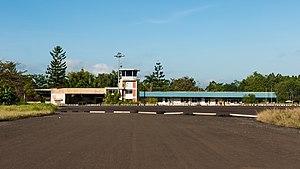 Tawau Airport - The old Tawau Airport