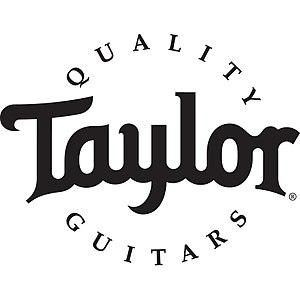 Taylor Guitars - Image: Taylor Guitars Logo Circular BW
