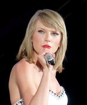 "This Is What You Came For - Harris's then-girlfriend Taylor Swift (pictured) co-wrote ""This Is What You Came For"". She was initially credited under the pseudonym Nils Sjöberg."