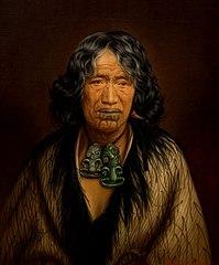 Kuinioroa, Daughter of Rangi Kopinga - Te Rangi Pikinga