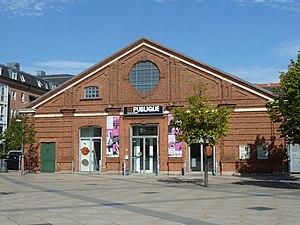 Østerfælled Barracks - Image: Teater Republique Lille Scene
