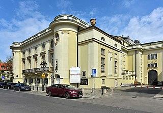 Polish Theatre in Warsaw