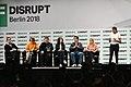 TechCrunch Disrupt Berlin 2018 (32244747318).jpg