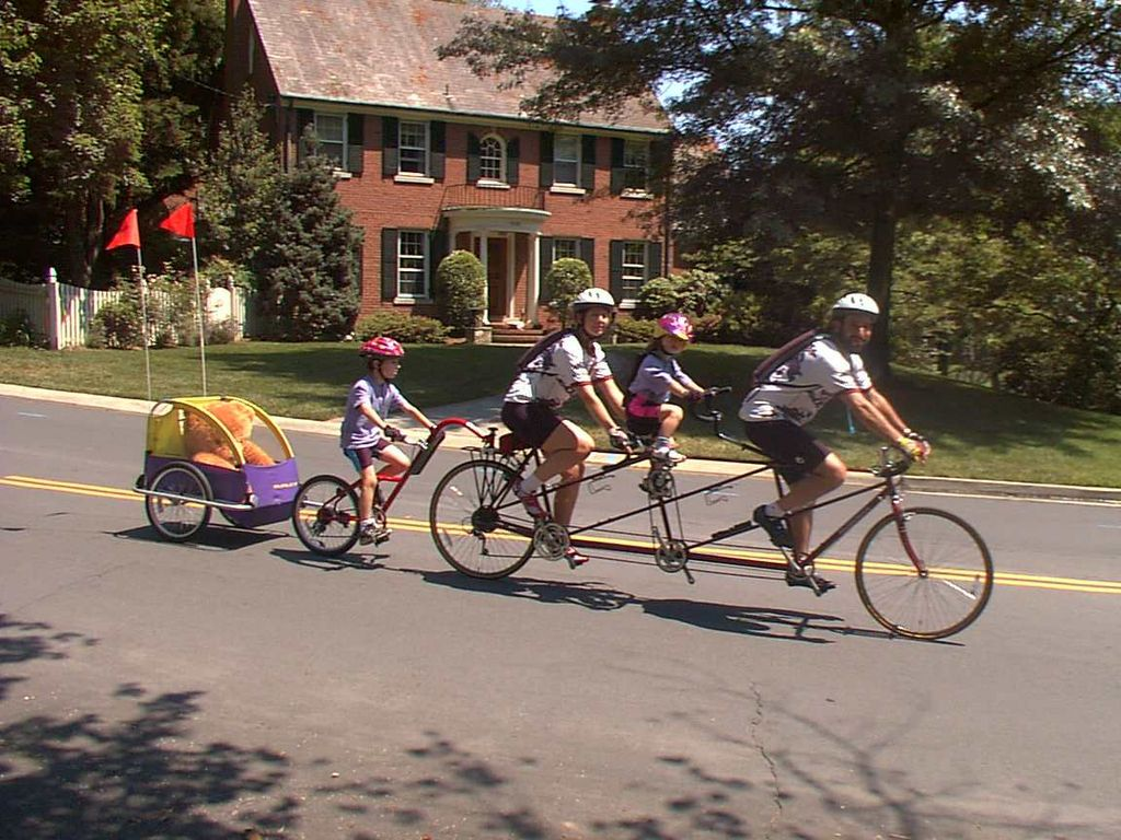 Tandem Bicycle Tours Inc
