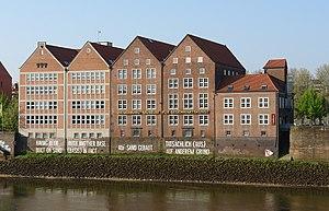 Weserburg - The Weserburg, Bremen's modern art museum