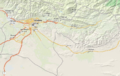 Tehran Province relief OpenStreetMap.PNG
