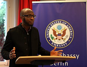 "White savior - Writer Teju Cole, who coined the term ""White Savior Industrial Complex"""