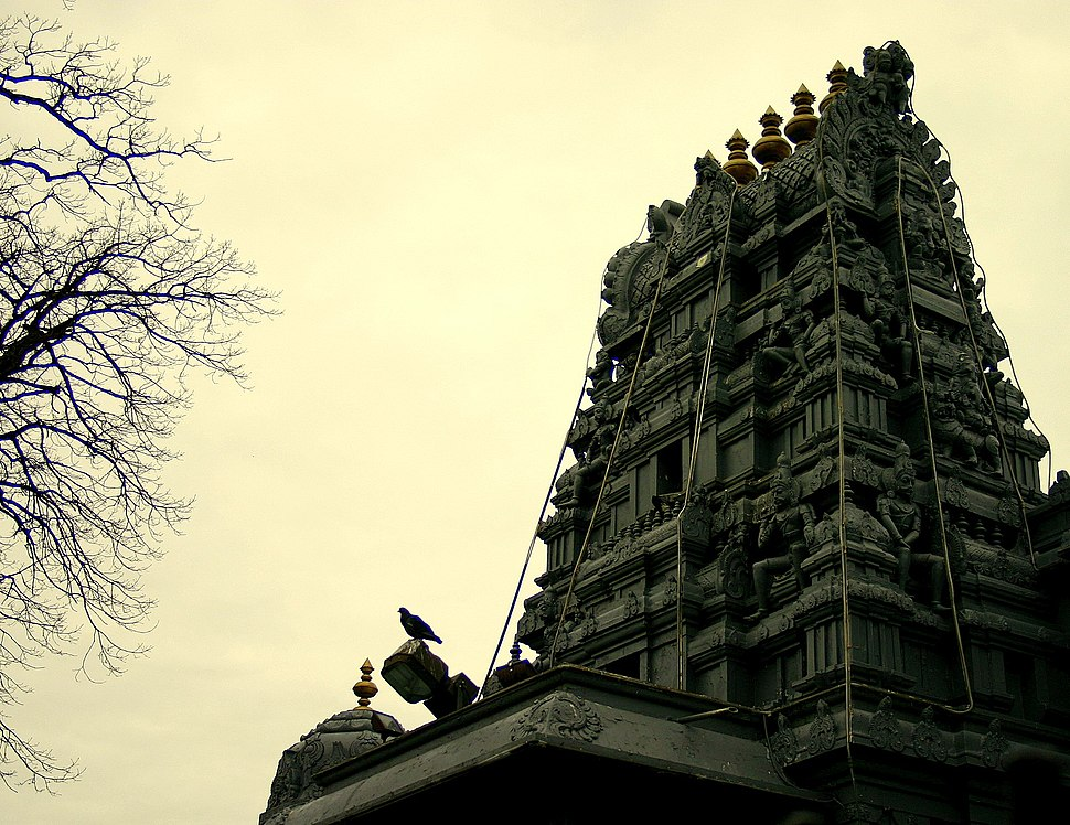 Temple at Flushing, NY