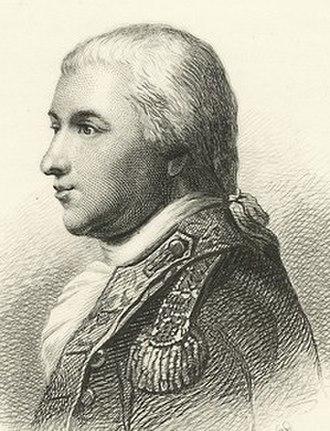 Tench Tilghman - Tench Tilghman, Revolutionary War officer
