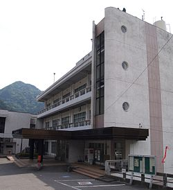 Tenryu-Vill-Office.JPG