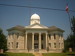 Tensas Parish Courthouse i St. Joseph.