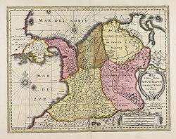 New Kingdom Of Granada Wikipedia