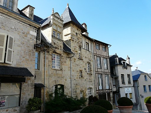 Terrasson maison Bouquier