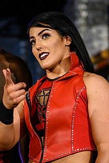 Tessa Blanchard American professional wrestler