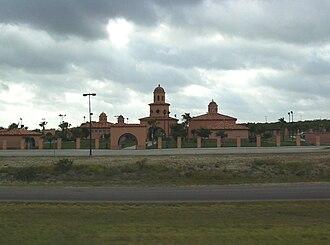 Visitor center - Image: Texas Travel Information Center Laredo