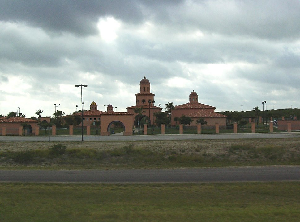 Texas Travel Information Center -Laredo