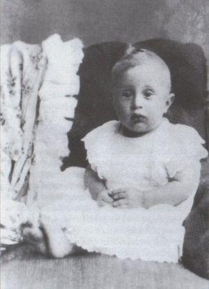 Teymuraz Bagration - Child Teymuraz