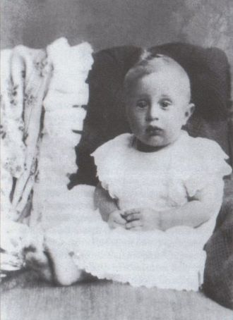 Teymuraz Bagration - Prince Teymuraz as a child.