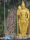 Thaipusam at Batu caves.jpg