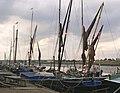 Thames Barges - Maldon - geograph.org.uk - 541278.jpg