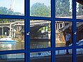 "Thames reflections. ""Police^ There's an old geezer here acting very strangely"". Key West, Kingston. - panoramio.jpg"