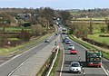 The A40 between Witney and Barnard Gate - geograph.org.uk - 349808.jpg